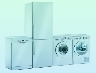 Diswasher, washing machine, fridge